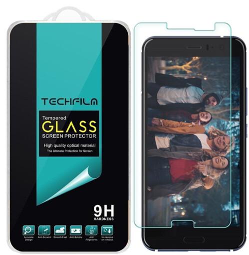 TechFilm HTC U11 Tempered Glass Screen Protector