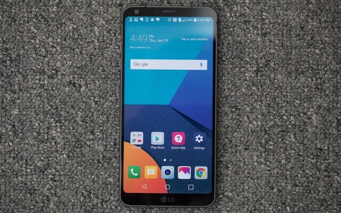 LG G6 - Report: LG won't compromise with next flagship, Snapdragon 845 expected on G7