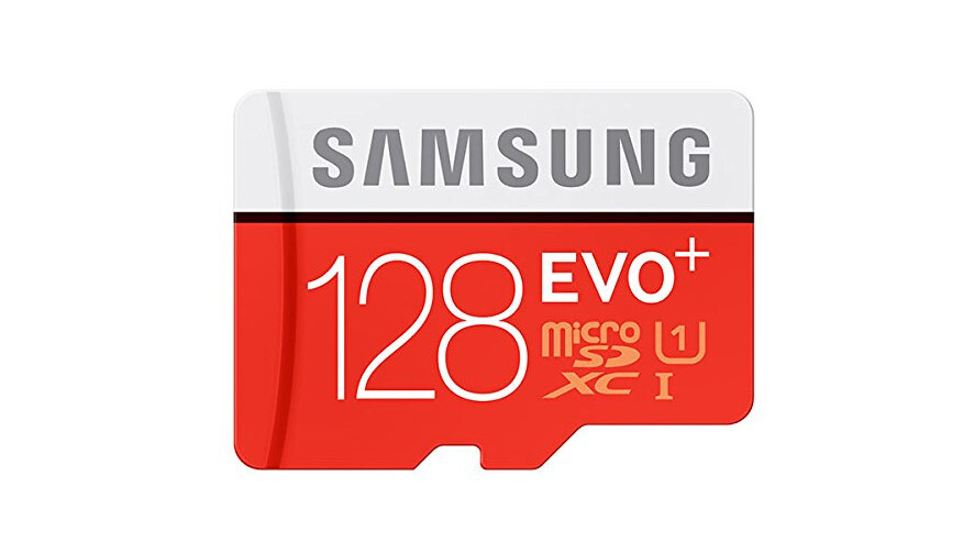 Deal: Looking for some extra storage? Grab a 128GB Samsung EVO microSD card for $34.99!