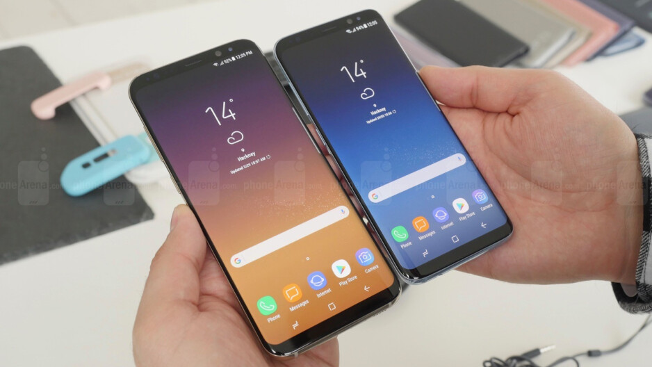 """Samsung Galaxy S8 sells """"almost twice as fast"""" compared to S7... in Korea"""
