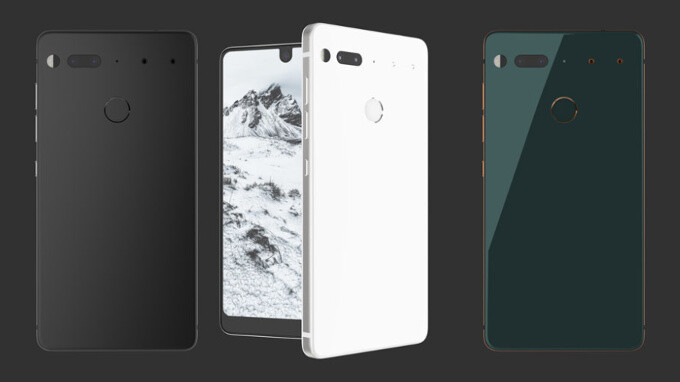 Essential Phone vs Samsung Galaxy S8 vs iPhone 7 Plus vs LG G6 and others: size comparison