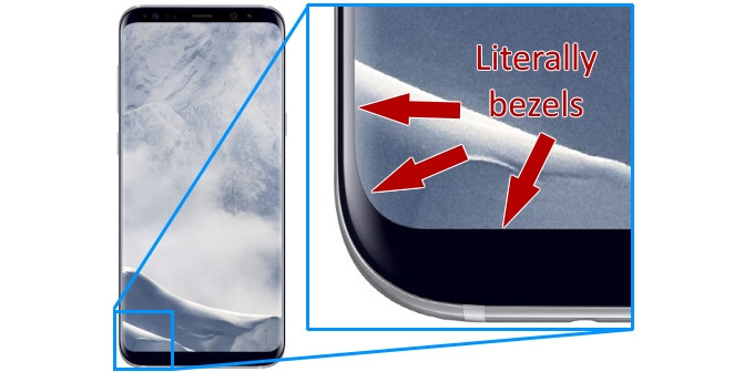 """Literally no bezels: Alleged Meizu teaser shows a phone worthy of the """"bezel-less"""" tag (Updated)"""