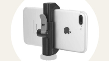 The New Glif is out now: an extremely well made tripod mount that fits most phones
