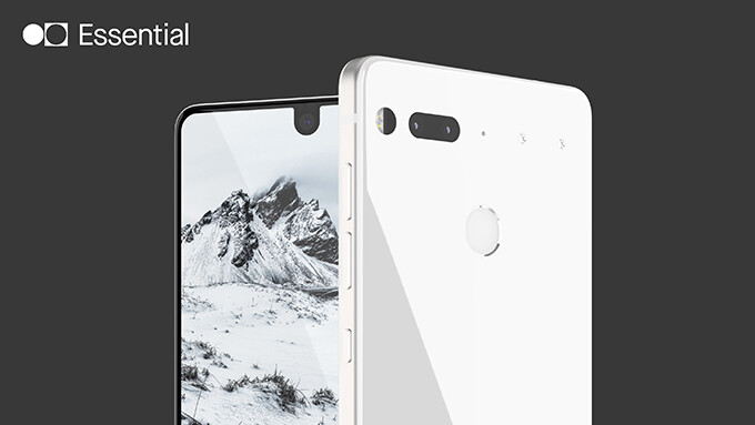 The Essential Phone was designed to flop