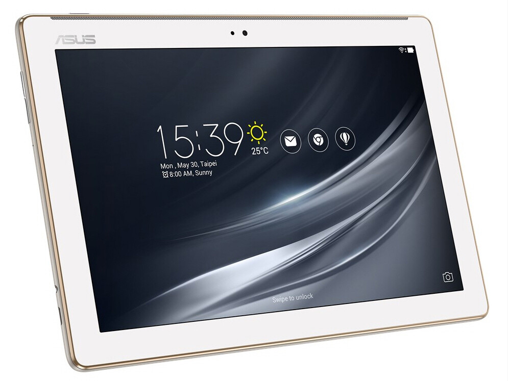 Asus unveils two new ZenPad 10 tablets with mid-range specs