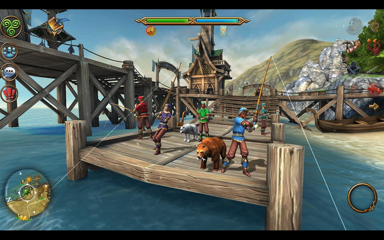 Best 3d mmorpg games for android