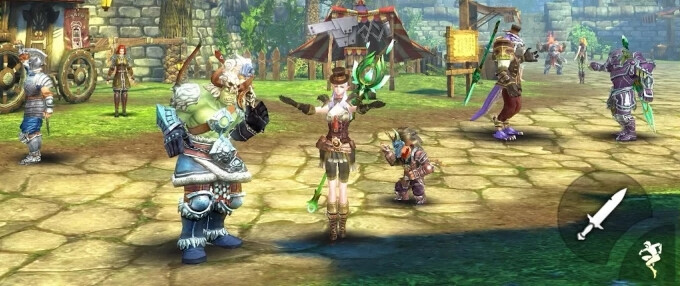 5 of the best MMO games for Android and iOS (2017)