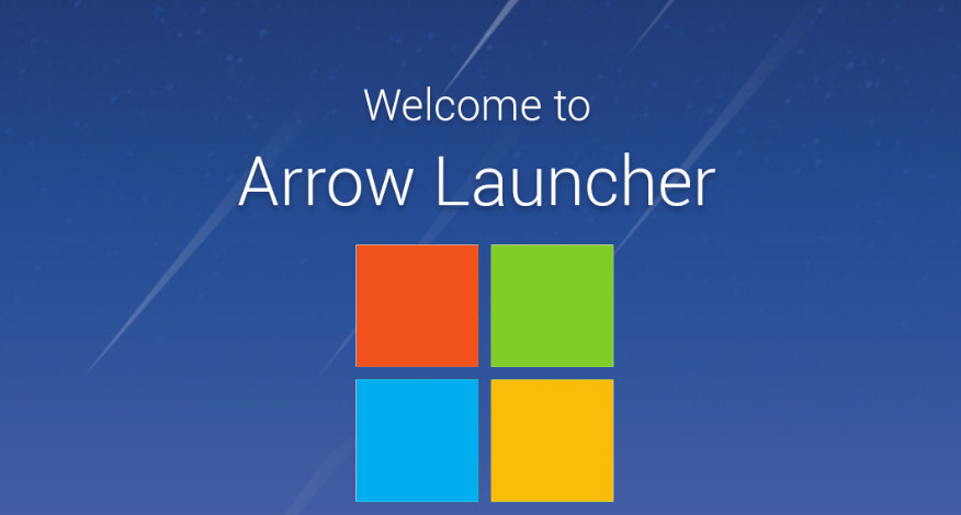Arrow Launcher update adds the option to sync files, other new features