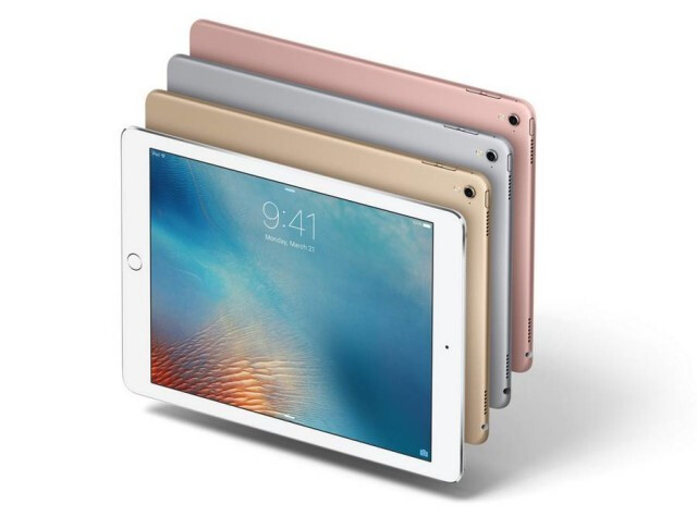Four new Apple tablets spotted, new iPad Pro possibly among them
