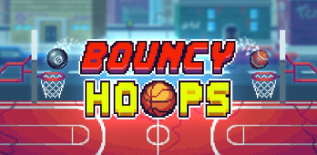 Bouncy Hoops: Play some flappy basketball, while waiting for the NBA finals in News