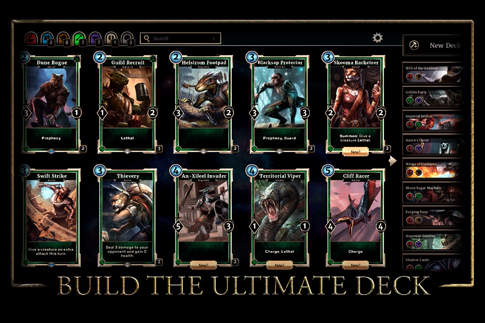 The Elder Scrolls: Legends out now on Android devices