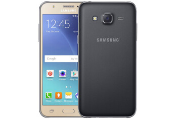 Samsung Galaxy J5 (2015) could receive the Android 7.0 ...