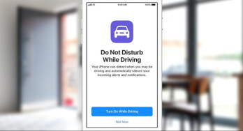 iOS 11 knows when you're driving and blocks distractions