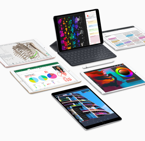Apple iPad Pro 10.5-inch and 12.9-inch