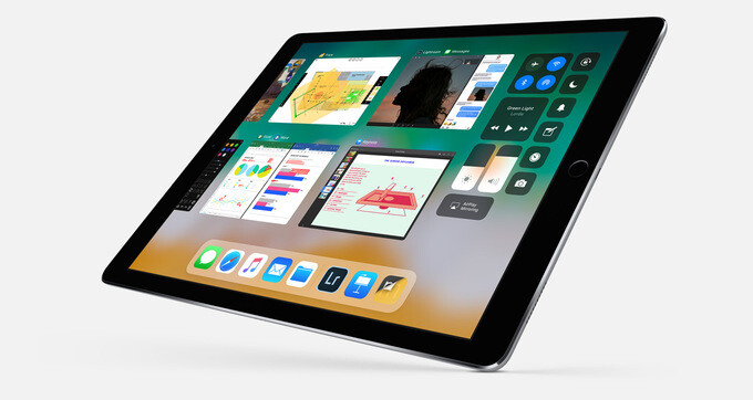 A new application dock in iOS 11 will be available to iPad users - iOS 11 is announced with improvements to Siri, Apple Pay, Photos and lots more