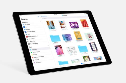 iOS 11 productivity