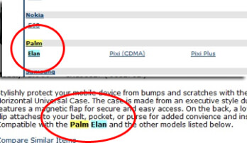 Palm Elan a third webOS phone for AT&T?