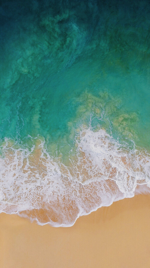 iOS 11 Beta & iOS 10.3.3 Beta 1 wallpapers