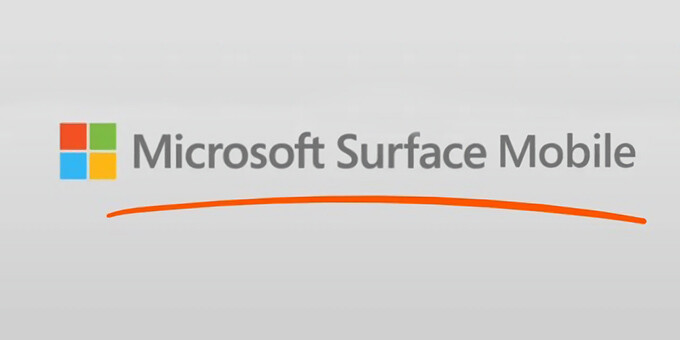 The Microsoft Surface Mobile will include a built-in projector, Surface Pen, and Win32 app support, leak shows