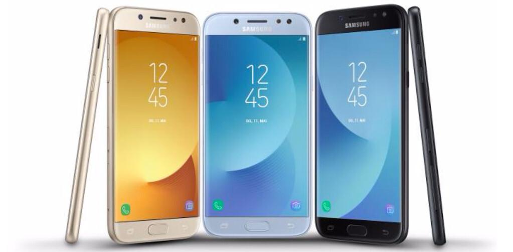 Samsung Galaxy J3 J5 J7 2017 Vs 2016 Versions
