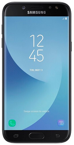 Samsung Galaxy J5 (2017) - Samsung Galaxy J3, Galaxy J5 and Galaxy J7 (2017) officially introduced