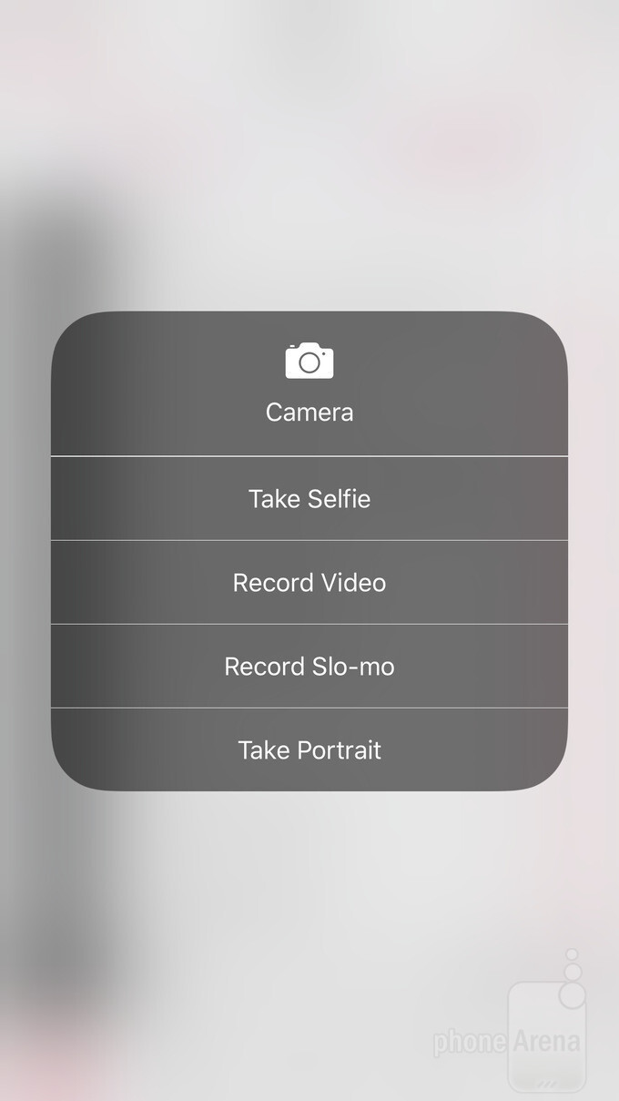 Using Force Touch in Control Center in iOS 11 – on the connectivity panel, the camera shortcut, the brightness slider, and the music controls - What's new in Control Center in iOS 11: design, functionality, customization