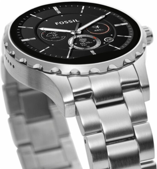 Images of Fossil Q Marshal (2nd Gen) Silver