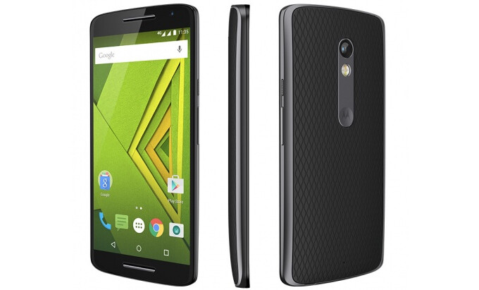 Motorola confirms Android 7.0 Nougat is coming soon to the Moto X Play