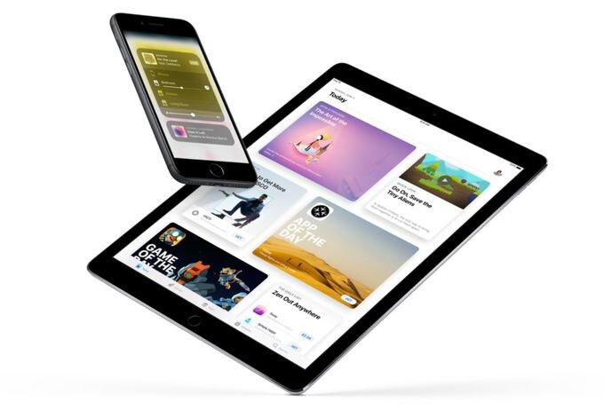 Here is the list of Apple devices that will get iOS 11