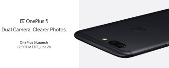 OnePlus officially shows off the OnePlus 5, dual camera confirmed