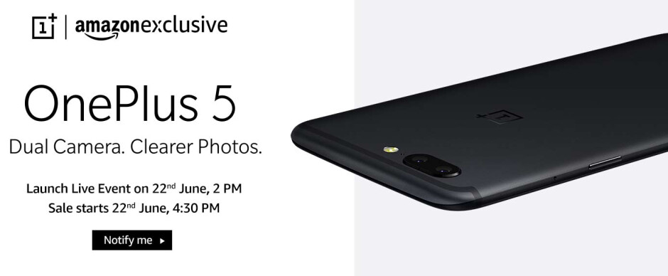 OnePlus 5 will be unveiled on June 20th in India - Is OnePlus bringing back the invite system with the OnePlus 5?