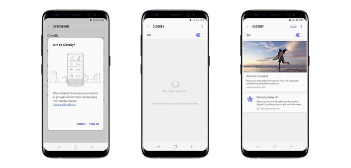 Samsung Internet Browser major update adds CloseBy, QR Reader new features