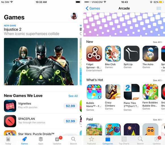 First look at the new iOS 11 App Store - PhoneArena