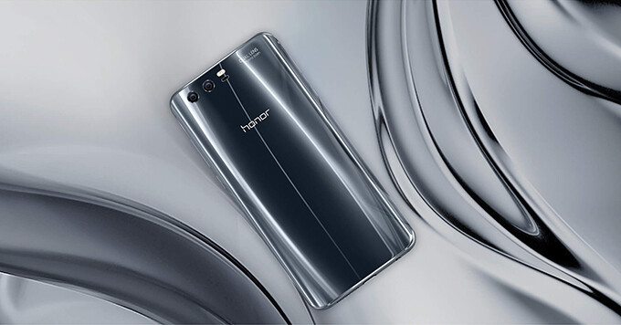 The Honor 9 is official: high-end specs at a reasonable price