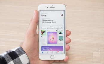 First look at the new iOS 11 App Store