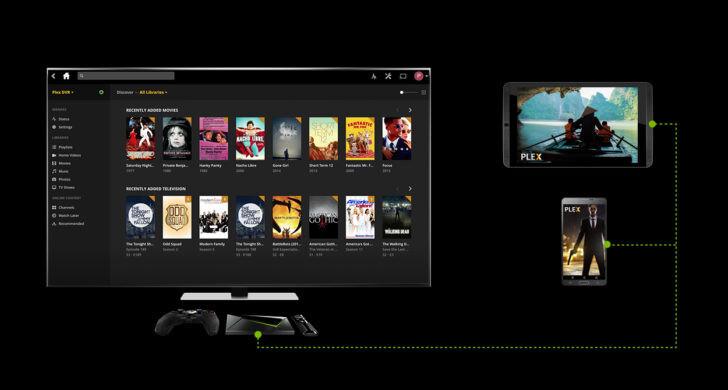 Nvidia SHIELD TV update v5 2 brings Plex Live TV, option to cast 4K