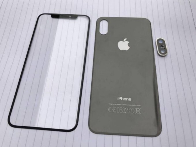 Leaked iPhone front and back panels - Apple iPhone 7s, 7s Plus, iPhone 8 rumor review: design, specs, features, price, release date