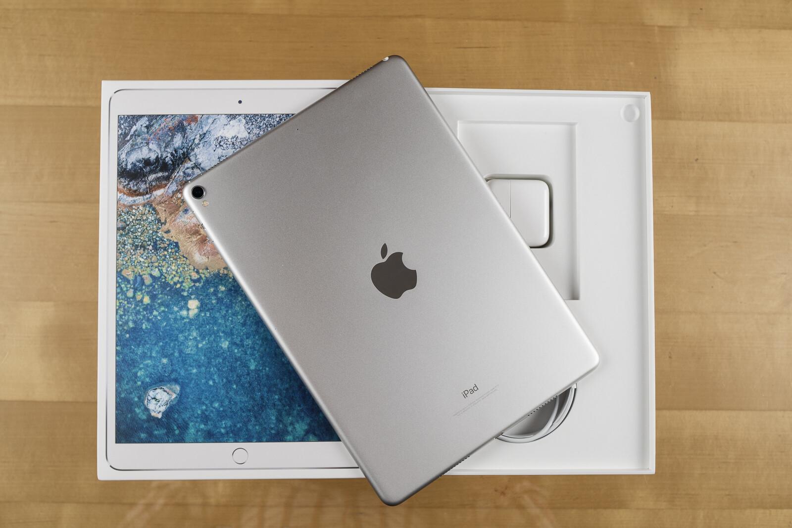 apple ipad pro 10 5 unboxing. Black Bedroom Furniture Sets. Home Design Ideas
