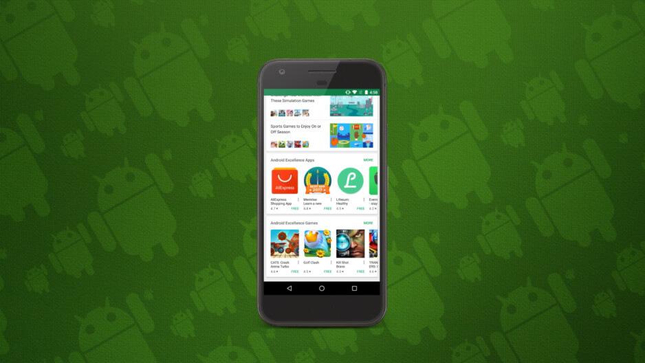 Android Excellence is Google's answer to the new iOS 11 App Store