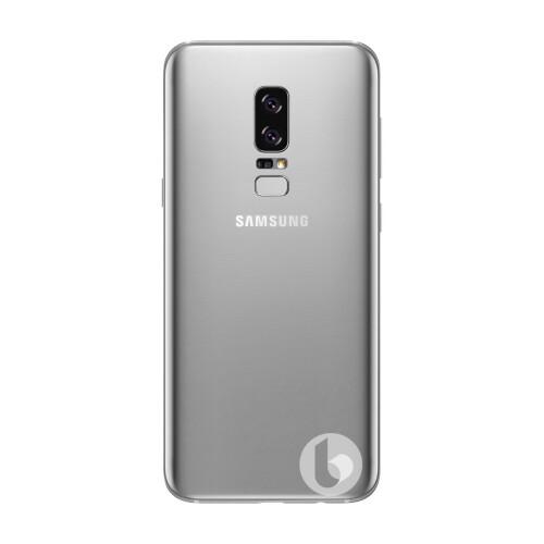 Galaxy Note 8 renders with fingerprint scanner
