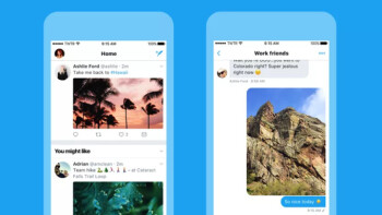 What's different with Twitter after it rolled out a new look?