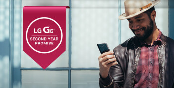 LG G6 now comes with 1 extra year of warranty for free (US only)