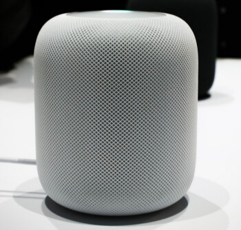 Apple's HomePod smart speaker will launch in December