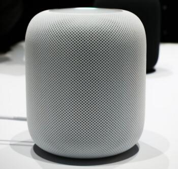Apple's HomePod smart speaker will launch in December