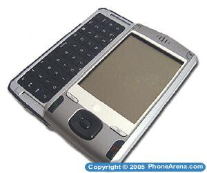 New Pocket PC from HTC - the Wizard
