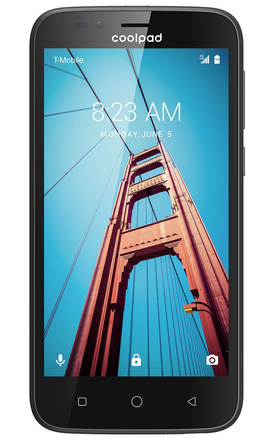 nougat powered coolpad defiant now available at t mobile for just 100. Black Bedroom Furniture Sets. Home Design Ideas