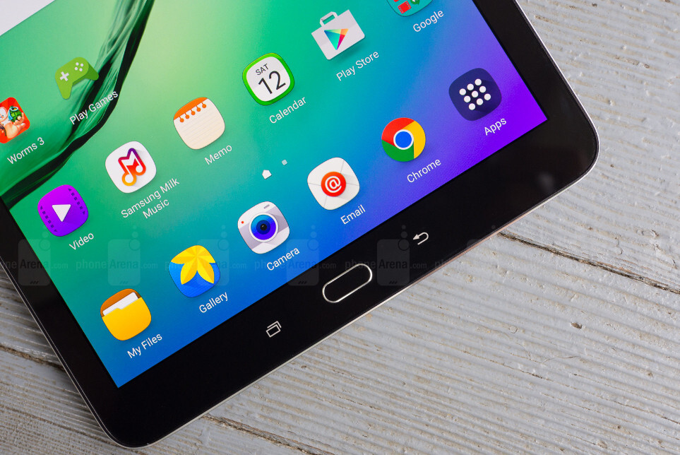 AT&T Galaxy Tab S2 9.7 receiving Android Nougat update