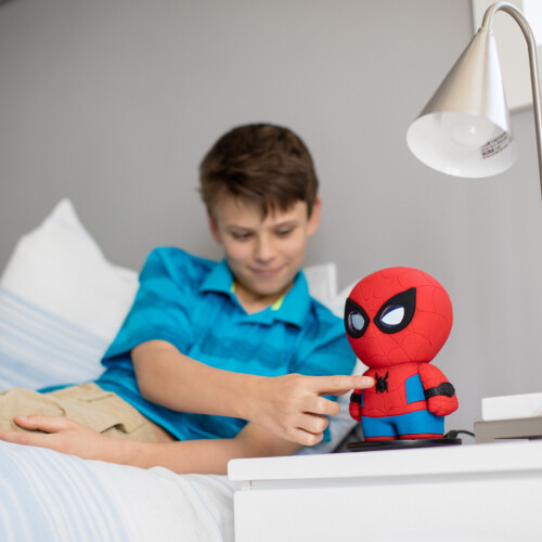 App-enabled Spiderman toy by Sphero