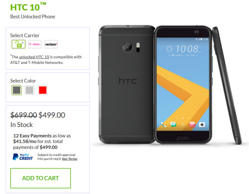 Save up to $200 on a new handset with HTC's Fun in the Sun sale