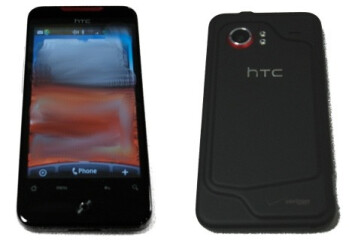 Latest news on HTC Incredible includes underclocked processor